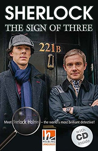 9783990453094: Sherlock: the sign of three. Livello 3 (A2). Con CD-Audio