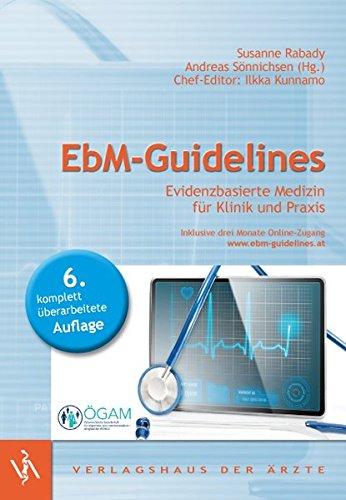 9783990520918: EbM-Guidelines: Evidenzbasierte Medizin für Klinik und Praxis