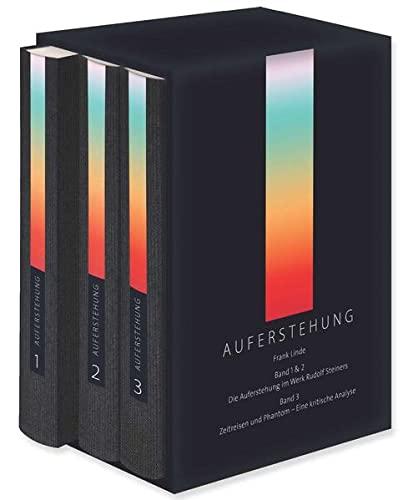 Auferstehung / 3 Bände: Rudolf Steiner