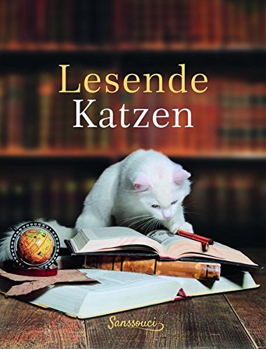 Lesende Katzen: Thiele, Johannes