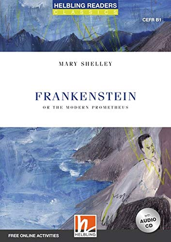 9783990891360: Frankenstein. Level B1. Helbling Readers Blue Series. Classics: Helbling Readers Blue Series Classics / Level 5 (B1)