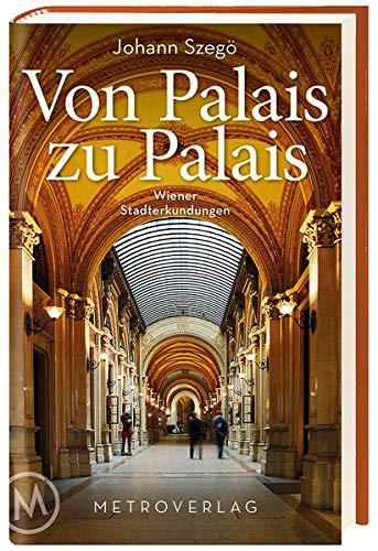 9783993001131: Von Palais zu Palais: Wiener Stadterkundungen