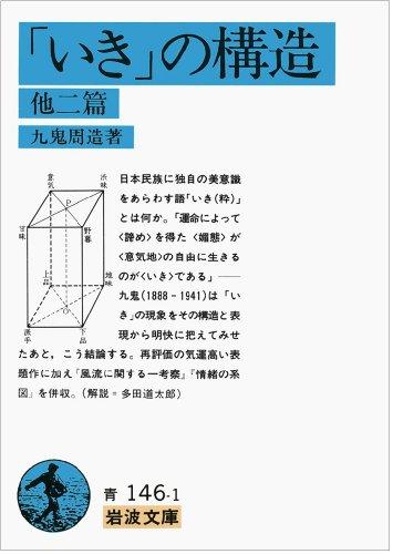 Iki No KoÌ zoÌ : Hoka Nihen: Iwanami Shoten