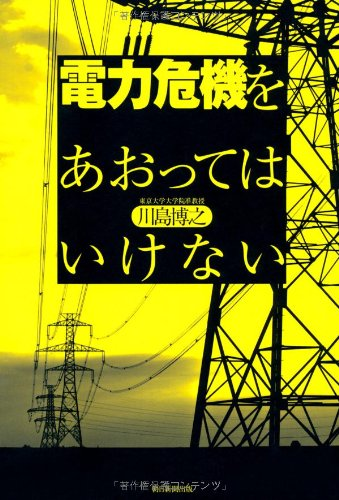 9784023309920: Do not fueling the power crisis (2011) ISBN: 4023309923 [Japanese Import]