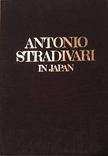 9784051006730: Antonio Stradivari in Japan