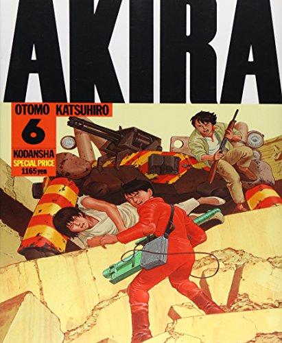 9784063193398: Akira, Part 6