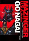 9784063300727: Mazinger U.S.A. Version Art Book