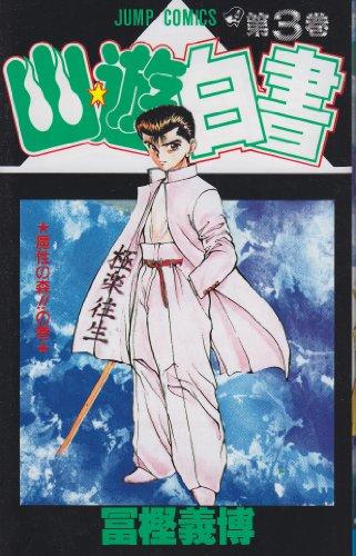 9784088712758: Yuyu Hakusho Vol. 3 (Yuyu Hakusho) (in Japanese)