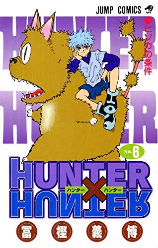 9784088727493: Hunter X Hunter, Vol. 6