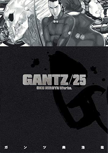 Gantz Vol. 25 (Gantz) (In Japanese): Shueisha