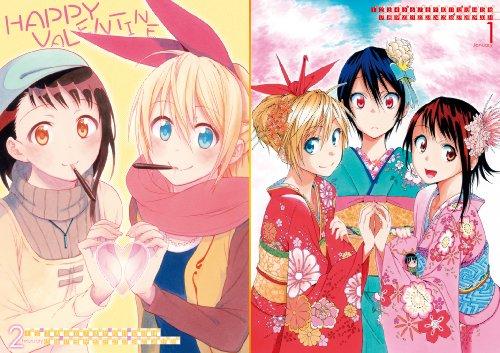 9784089081969: Calendario Comic 2014 Nisekoi (jap?n importaci?n)