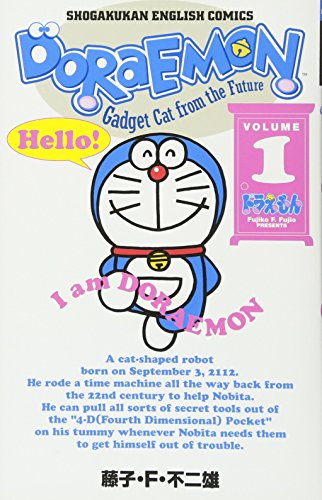 9784092270114: Doraemon: Gadget Cat from the Future, Vol. 1