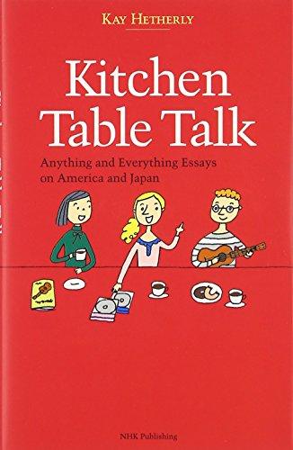 9784140350638: Kitchen Table Talk