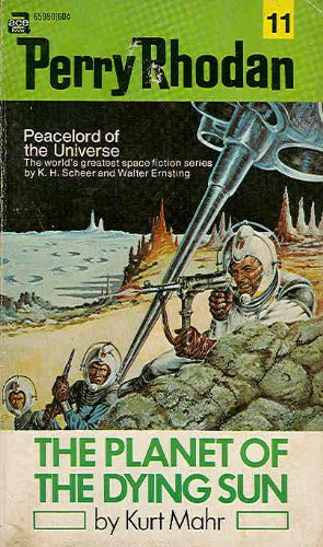 9784141659808: The Planet of the Dying Sun (Perry Rhodan #11)