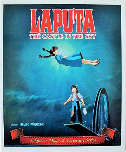9784190869739: Laputa, the Castle in the Sky (Magical Adventure Series)