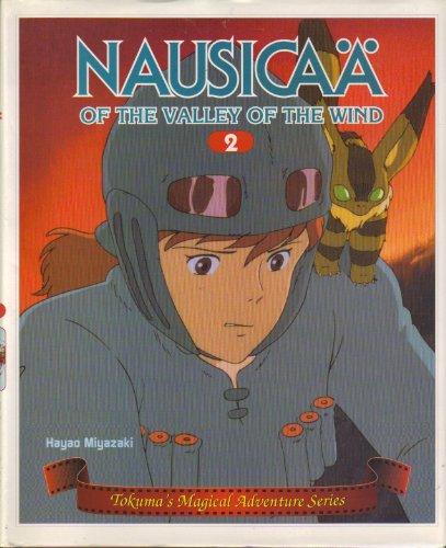 9784190869760: Nausicaa of the Valley of the Wind (Tokuma's Magical Adventure) Volume 2