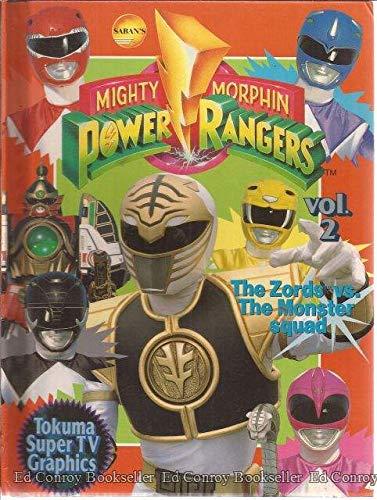 Saban's Mighty Morphin Power Rangers: The Zords: Saban