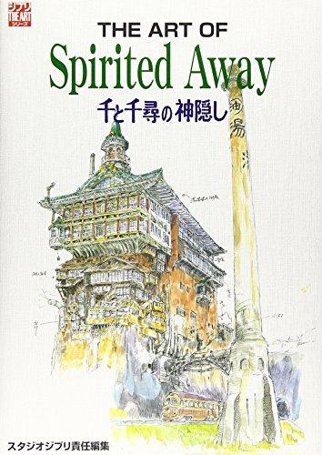 9784198100063: The Art of Spirited Away Sentochihiro Ghibli the Art Series