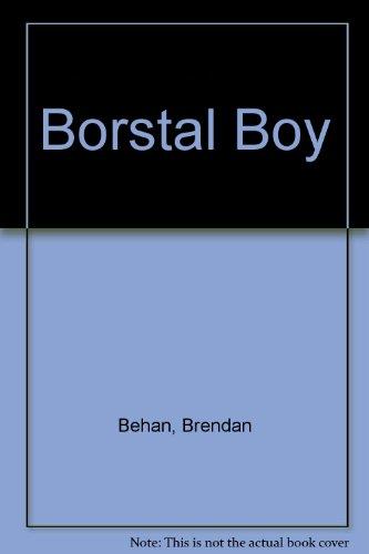 9784250292712: Borstal Boy
