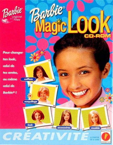 9784299400192: Barbie, Magic Look. CD-ROM