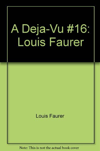 A Deja-Vu #16: Louis Faurer