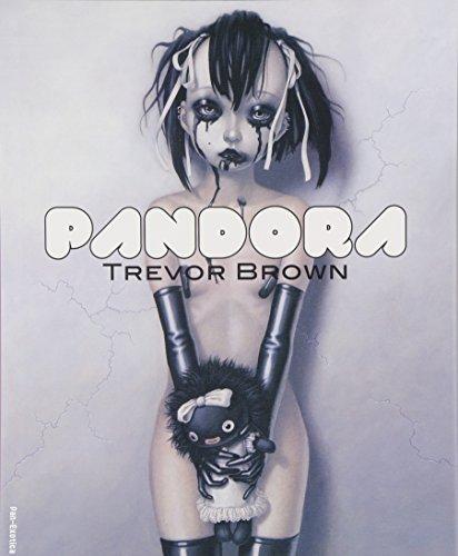 9784309920733: Trevor Brown - Pandora (Japanese Edition)