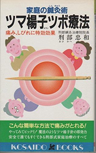 9784331005293: 家庭の鍼灸術 ツマ楊子ツボ療法―痛み、しびれに特効効果 (広済堂ブックス)