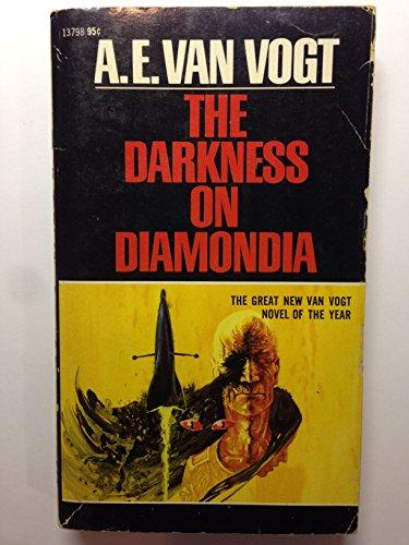 9784411379801: The Darkness on Diamondia (Ace SF, 13798)
