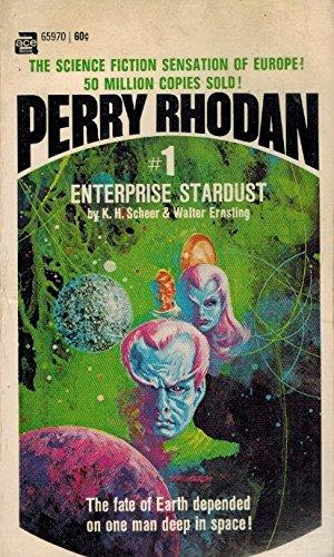 Enterprise Stardust (Perry Rhodan, #1).