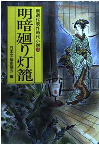 Light and darkness around lanterns - Shinsengumi