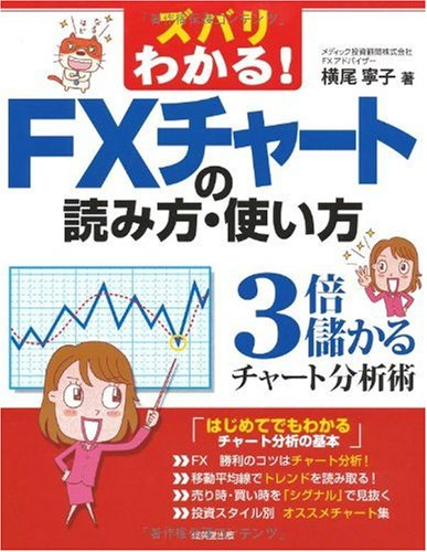 9784415307480: Zubari wakaru FX chāto no yomikata tsukaikata : 3bai mōkaru chāto bunsekijutsu
