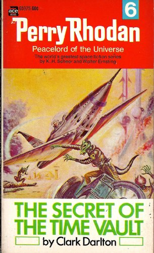 9784416459751: The Secret of the Time Vault (Perry Rhodan #6)