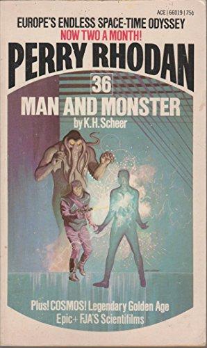 Man and Monster (Perry Rhodan #36) (4416601190) by K. H. Scheer
