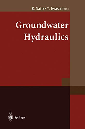 9784431200390: Groundwater Hydraulics