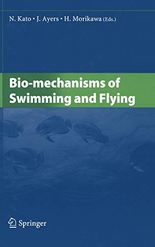 9784431222118: Bio-mechanisms of Swimming and Flying