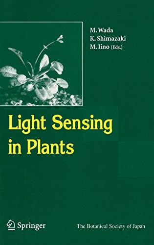 9784431240020: Light Sensing in Plants