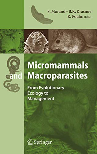 9784431360247: Micromammals And Macroparasites: From Evolutionary Ecology to Mangement