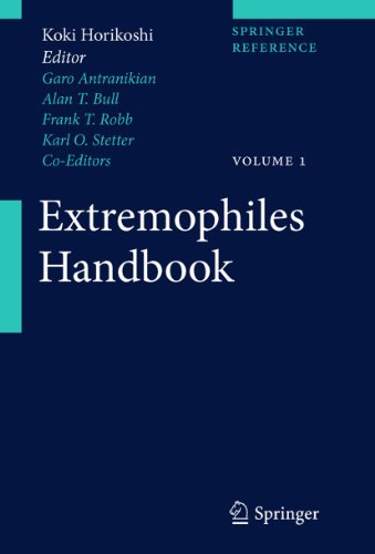 Extremophiles Handbook (Hardback)