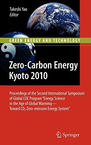 Zero-Carbon Energy Kyoto 2010: Takeshi Yao