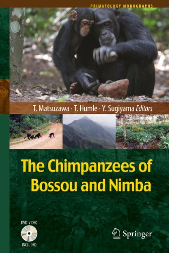 9784431539209: The Chimpanzees of Bossou and Nimba