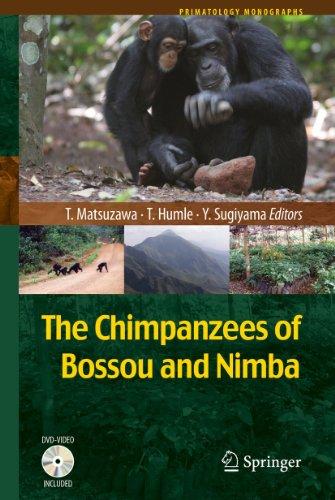 The Chimpanzees of Bossou and Nimba (Hardcover)