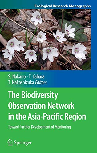 The Biodiversity Observation Network in the Asia-Pacific Region: Shin-ichi Nakano