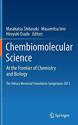 Chembiomolecular Science: Masamitsu Iino