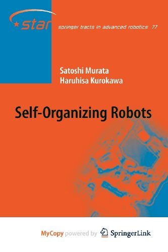 9784431540564: Self-Organizing Robots