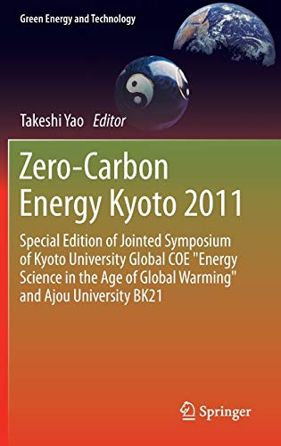 Zero-Carbon Energy Kyoto 2011: Takeshi Yao