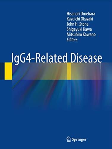 9784431542278: IgG4-Related Disease