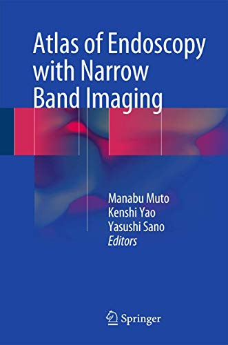 9784431542421: Atlas of Endoscopy with Narrow Band Imaging