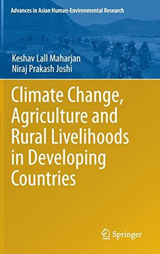 Climate Change, Agriculture and Rural Livelihoods in: Maharjan, Keshav Lall;