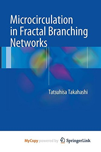 9784431545095: Microcirculation in Fractal Branching Networks