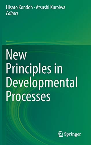 9784431546337: New Principles in Developmental Processes